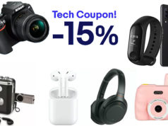 tech coupon